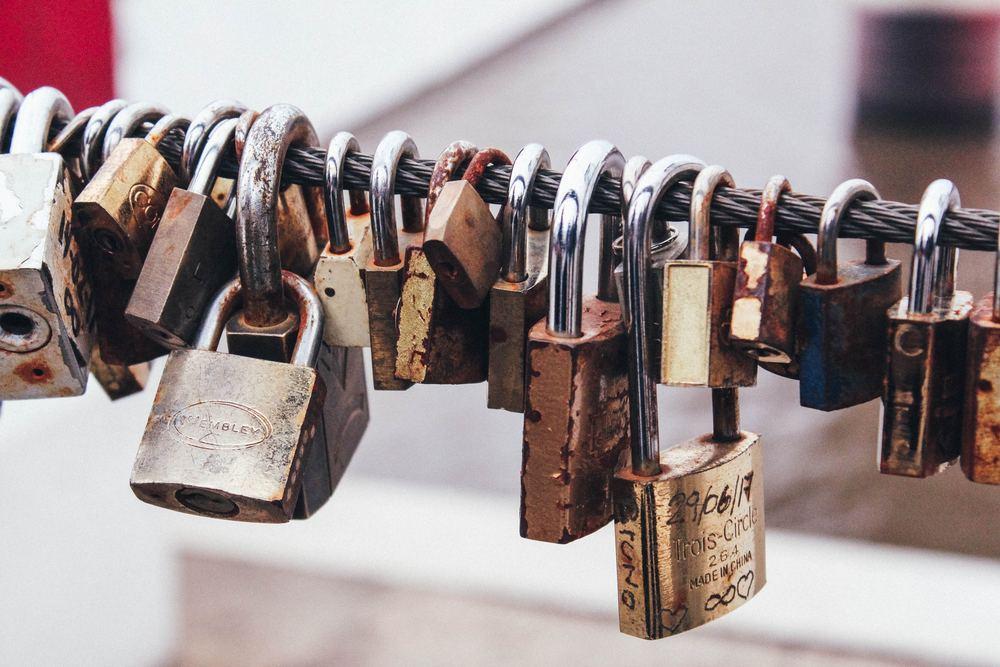 Små låser er noe vi alle har sett i livet vårt